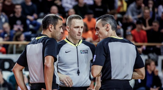 Kozlovskis pirmoreiz iekļuvis starp olimpisko spēļu tiesnešiem
