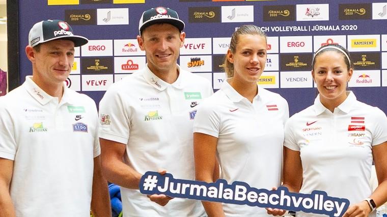 """Timermanis: """"Liela iespēja, ka septembrī Jūrmalā būs Eiropas čempionāts"""""""