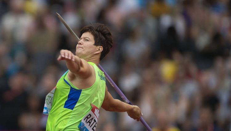 Londonas OS Palameiku pārspējušajai Ratejai pozitīvas atkārtotās dopinga analīzes