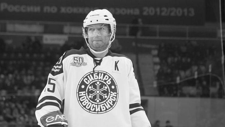 """Miris KHL kluba """"Sibir"""" valdes vadītājs un galvenais sponsors"""