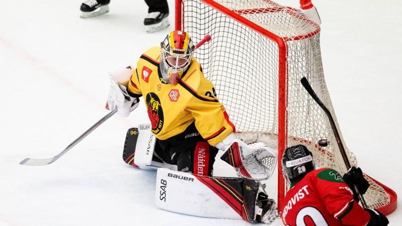 """""""Lulea"""" pat ar fanu ziedojumiem nenotur vārtsargu, kurš dosies uz KHL"""