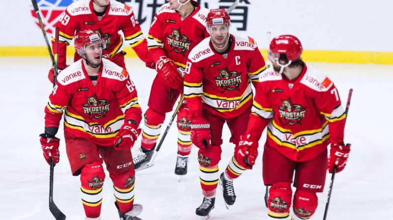 """""""Kunlun"""" jauno KHL sezonu varētu sākt Vladivostokā vai Krasnojarskā"""