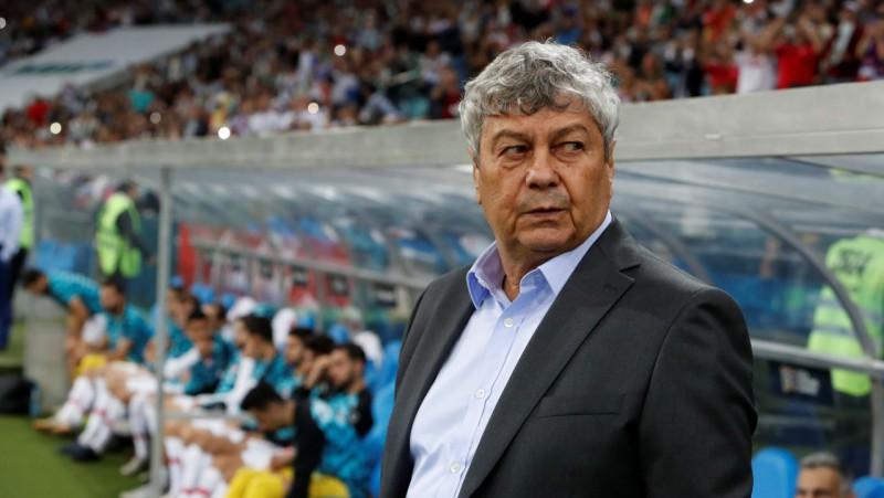 """Aģents noliedz, ka galvenais treneris Lučesku pamet Kijevas """"Dynamo"""""""