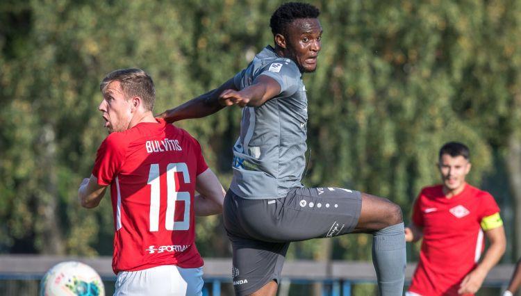 """""""Riga"""" atspēlējas un ar pendeli pašās beigās izrauj uzvaru pār """"Spartaku"""""""