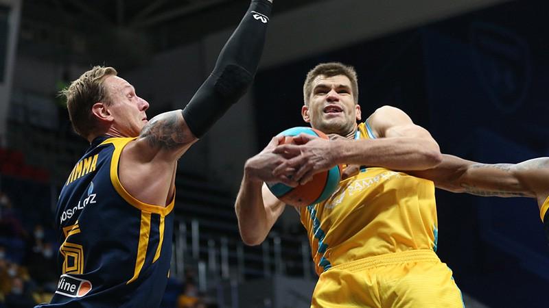 Siliņš VTB līgā debitē ar 17 punktiem, pārspējot Timmu un Bertānu