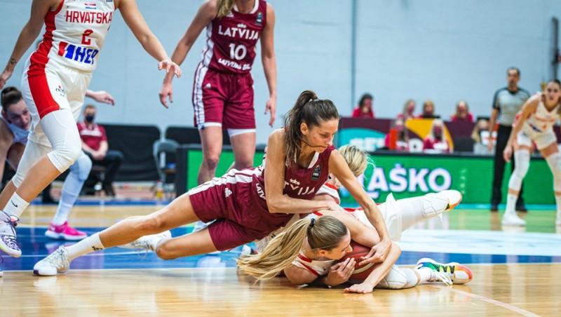 """Horvātijas treneris: """"Līdz 15. minūtei basketbols pat netika spēlēts"""""""