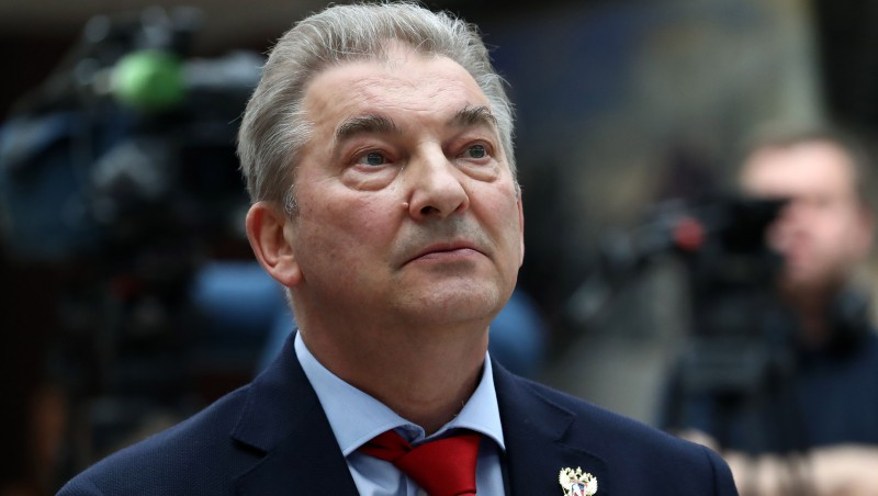 Tretjaks apmeklējis IIHF mītni, bet apgalvo, ka vienošanās par PČ pārcelšanu nav notikusi