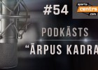 """Video: #54 <i>Ārpus Kadra:</i> Pļaviņš / Točs bruģē olimpisko ceļu; ko """"Dinamo"""" rādīs Liepājā?"""