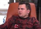 """Video: Žigajevs par patriotismu: """"Daži krievi izlasē """"atdevās"""" vairāk, nekā latvieši"""""""