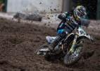 Foto: Jonass ar dubļu sacīkstēm sāk jauno MXGP sezonu