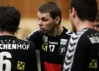 Latvijas handbolistiem Eirokausu sezona beigusies