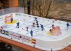 Sīlis uzvar Maskavas kausa izcīņā galda hokejā