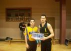 Baltika DAL basketbolā - 14. nedēļas kopsavilkums