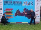 """12. oktobrī Siguldā """"Skrien Latvija"""" noslēguma posms"""
