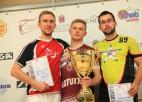 Atis Sīlis atgriež Rīgas kausa titulu Latvijā