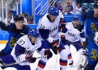 Dienvidkorejas olimpiskais brīnums izpaliek – Somija atgūstas no izbīļa un uzvar