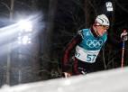 Bikšem 57. vieta 50km slēpojumā, pirmo zeltu Somijai sarūpē Niskanens