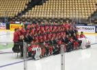 Kanāda pirms spēles ar Latviju izmaina visus virknējumus, nespēlēs Dibuā