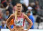 Velvere Ungārijā sasniedz noderīgu rezultātu, lai paliktu olimpisko spēļu zonā