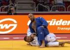 Džudisti Borodavko un Zarudņevs bez panākumiem Eiropas čempionātā