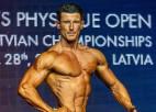 Pozitīvas dopinga analīzes konstatētas fitnesa sportistiem Gudelam un Sokirkai