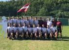 Latvijas lakrosistiem trīs zaudējumi pirmā Eiropas U20 čempionāta ievadā