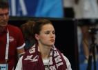 Inese Tarvida nekvalificējas izšķirošajai cīņai par olimpisko kvotu