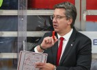 Par Latvijas hokeja izlases galveno treneri apstiprina Vītoliņu
