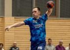 ''Jūrmalas sports'' izcīna uzvaru vienīgajā handbola čempionāta spēlē