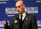 """Silvers vēlas, lai NBA """"play-in"""" spēles notiktu arī nākotnē"""