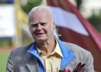 Latvijas Vieglatlētikas savienība šodien svin 100 gadu jubileju