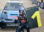 Pasaules RX Spānijas posmā uzvaras izcīna T. Hansens un Kristofešsons