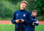 Dubram vārti pārbaudes spēlē, Gutkovskis Polijas Ekstraklasi atsāk ar zaudējumu