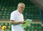 Latvijas vīriešu izlase Rīgā aizvadīs pārbaudes spēles pret Somiju
