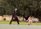 Video: Monstrs aizbiedē jaunos basketbolistus