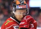 """Ābols un """"Örebro"""" zaudē izšķirošajā spēlē un izstājas Zviedrijas pusfinālā"""