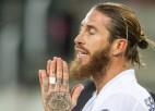 """Zidāns nav pārliecināts, vai Ramoss paliks Madrides """"Real"""" rindās"""