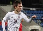 Jānim Ikauniekam pirmā spēle jaunajā klubā, Jurkovskis debitē Īrijas čempionātā