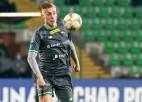 Tobers nespēlē, ''Lechia'' zaudē pirmās līgas klubam Polijas kausa astotdaļfinālā