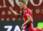 """Gutkovskim neizmantota iespēja, """"Rakow"""" atspēlējas no 0:2, Tobera """"Lechia"""" uzvar"""