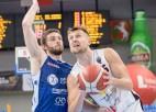 Laksa rezultatīvākais ''Start'' zaudējumā FIBA Čempionu līgā