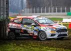 Seskam neveiksmīga Moncas WRC rallija pirmā diena