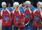 Levins atkal nosūtīts uz Latvijas čempionātu, uzbrucējs Skvorcovs joprojām starp aizsargiem