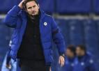 """Lampards: """"Esmu noraidījis glaimojošus piedāvājumus, bet ceru atgriezties pie trenēšanas"""""""