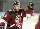 Video: Robertam Bukartam otrā vieta KHL vārtu guvumos