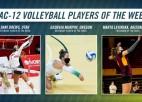 """Levinska atzīta par nedēļas labāko debitanti NCAA """"Pac-12"""" konferencē"""