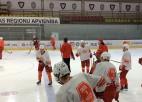 """Maskavas """"Spartak"""" informē par grūtiem apstākļiem, gatavojoties mačam Rīgā"""