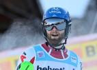 Mazo kristāla globusu slalomā pirmo reizi saņēmis Švarcs