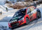 """Olivers Solbergs: """"Mērķis šogad kļūt par WRC2 čempionu''"""