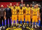 """Bagatska """"Kyiv Basket"""" piedzīvo sakāvi un izstājas no FIBA Eiropas kausa"""
